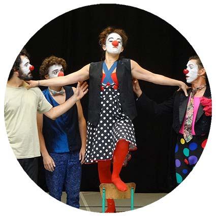 Le Jeu Clownesque