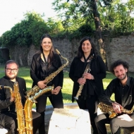 Sybilla Saxophone Quartet