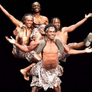 Asante Kenya Acrobats